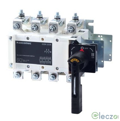 Changeover & Bypass  Switch