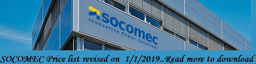 socomec price list